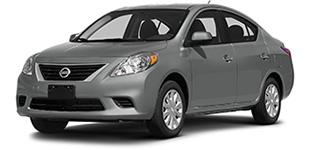Rent a Nissan Versa