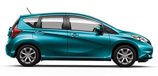 Rent a Nissan Versa Note