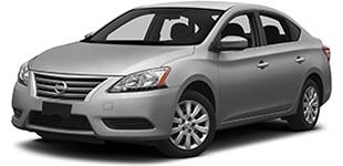 Rent a Nissan Sentra
