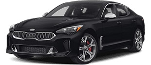 Rent a Kia Stinger