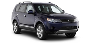 Rent a Mitsubishi Outlander