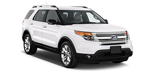Rent a Ford Explorer