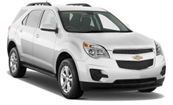 Rent a Chevrolet Equinox