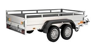 rent trailer remorque pour 4 roues 6 39 x12 39 pelletier rental. Black Bedroom Furniture Sets. Home Design Ideas