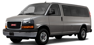 Rent a GMC Savana