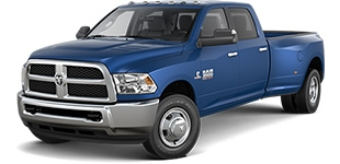 Rent a Dodge RAM 3500