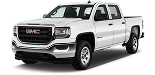 Rent a GMC Sierra 1500