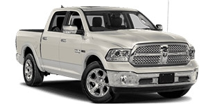 Rent a Dodge RAM 1500 Laramie