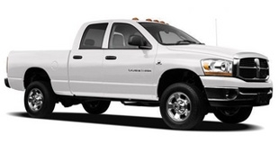 Rent a Dodge RAM 2500