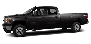Rent a GMC Sierra 2500
