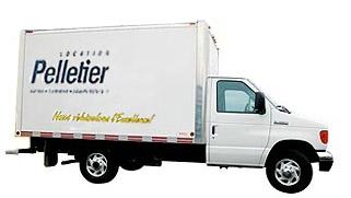 Rent a 12' Truck