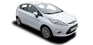 Ford Fiesta à louer