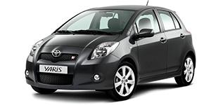 Toyota Yaris à louer