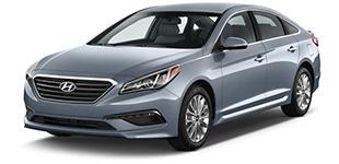 Hyundai Sonata à louer