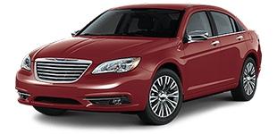 Chrysler 200 à louer
