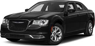 Chrysler 300 à louer