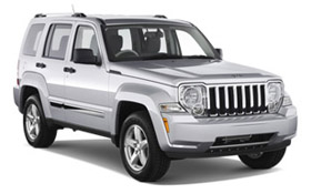 Jeep Liberty à louer
