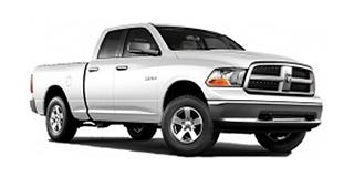 Dodge RAM 1500 à louer à Cowansville