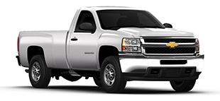 Chevrolet Silverado 3500 diesel à louer à Granby