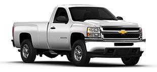 Chevrolet Silverado 3500 diesel à louer