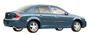 Chevrolet Cobalt à louer