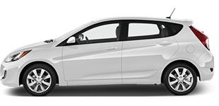 Hyundai Accent à louer