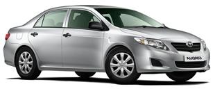 Toyota Corolla à louer