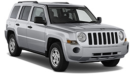 Jeep Patriot à louer